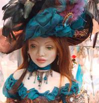 XI Международный салон кукол