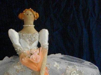Кукла балерина. Сделаю не заказ с инди