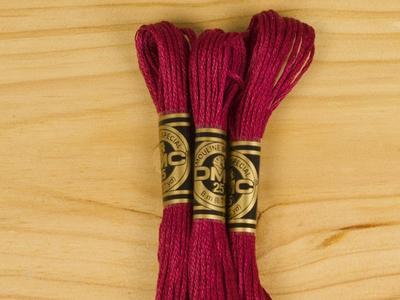 Нитки мулине 150 DMC для вышивания руками