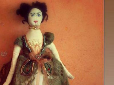 Кукла принцесса. Сделаю на заказ с инд