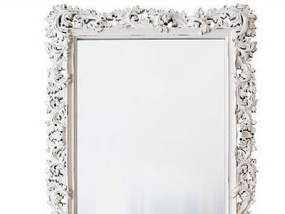 Стильное зеркало ручной работы в стиле Прованс