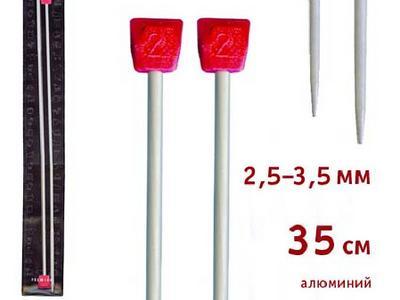 Спицы для вязания алюминиевые
