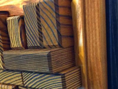 Красивое Панно Wood Art