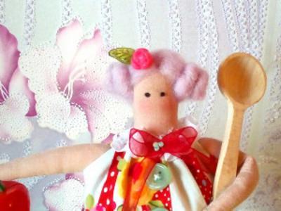 Кукла Вишенка
