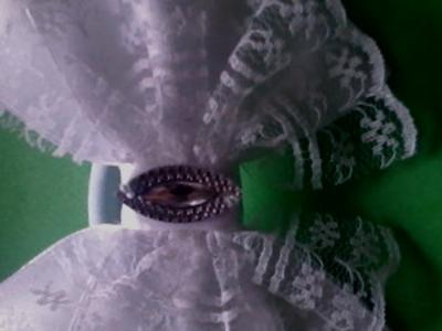Бантики на резинках