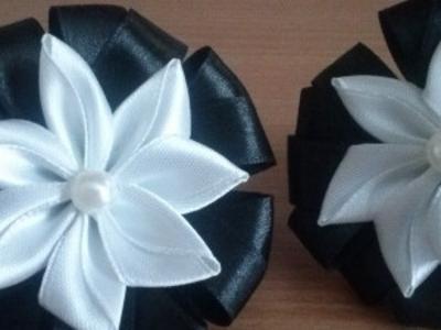 Резинки для волос ручной работы в техн