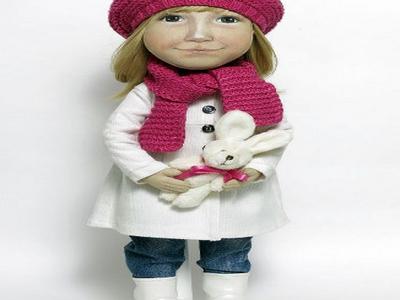 Кукла с портретным сходством  ручная работа