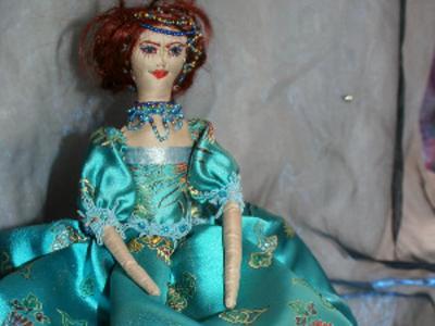кукла принцесса ручной работы.. сделаю